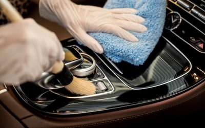 4 Tips for Spring Cleaning Your Vehicle