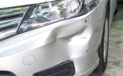 Why You Should Have a Professional Repair the Dents in Your Car