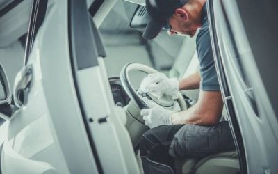 A Beginner's Guide to Professional Car Detailing